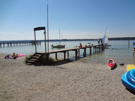 Ferienhaus Abendrot in Buch am Ammersee
