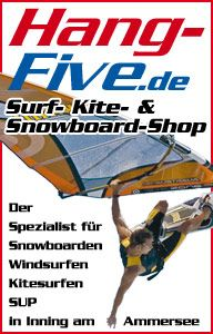Hang Five - Surfshop Inning am Ammersee